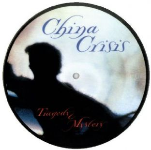 "China Crisis -‎ Tragedy And Mystery (7"") (Picture Disc) (VG-/NM)"
